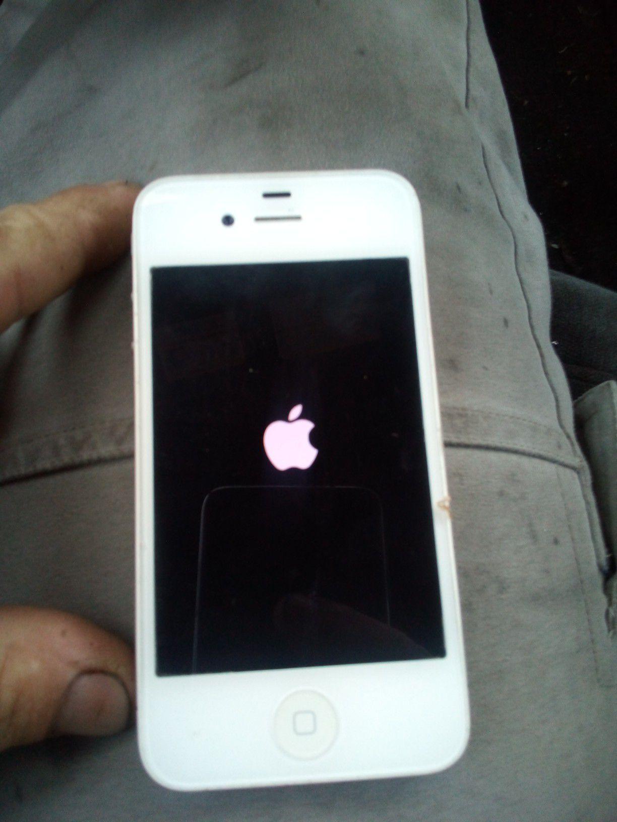 iPhone 4 locked $10