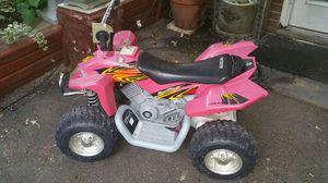 6V Red Suzuki Quad Racer ride on r450 for Sale in Midlothian, VA