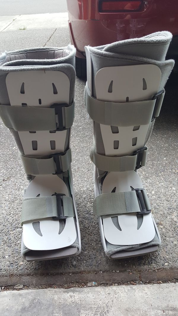 Airsoft cast/walking boot for Sale in Tacoma, WA - OfferUp