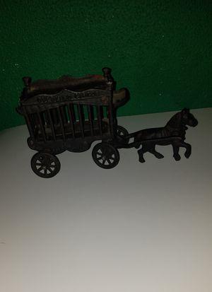 Photo Antique horse & stagecoach