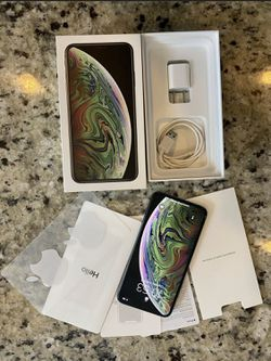 iPhone XS 64 GB (Package) Thumbnail