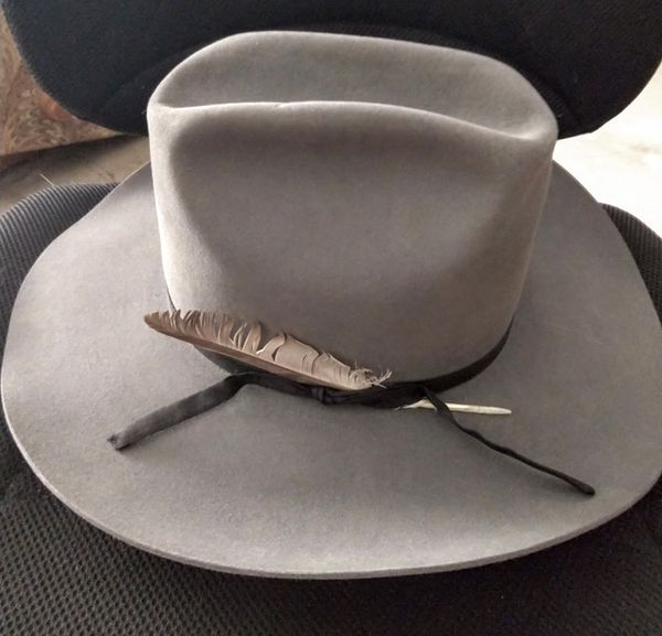 e4be54b708b0d Resistol 3X Beaver Cowboy Hat for Sale in Odessa