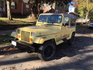 "Jeep Wrangler ""Islander"" for Sale in Springfield, VA"