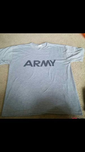Army Gray PT short for Sale in New York, NY