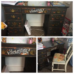 Hand Painted Desk for Sale in Pittsburgh, PA