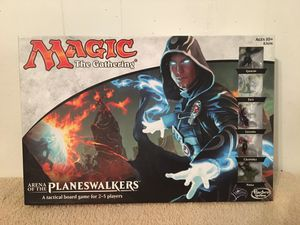 Photo Magic the Gathering Arena of the Planeswalkers