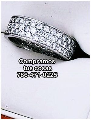 white gold ring for Sale in Key Biscayne, FL