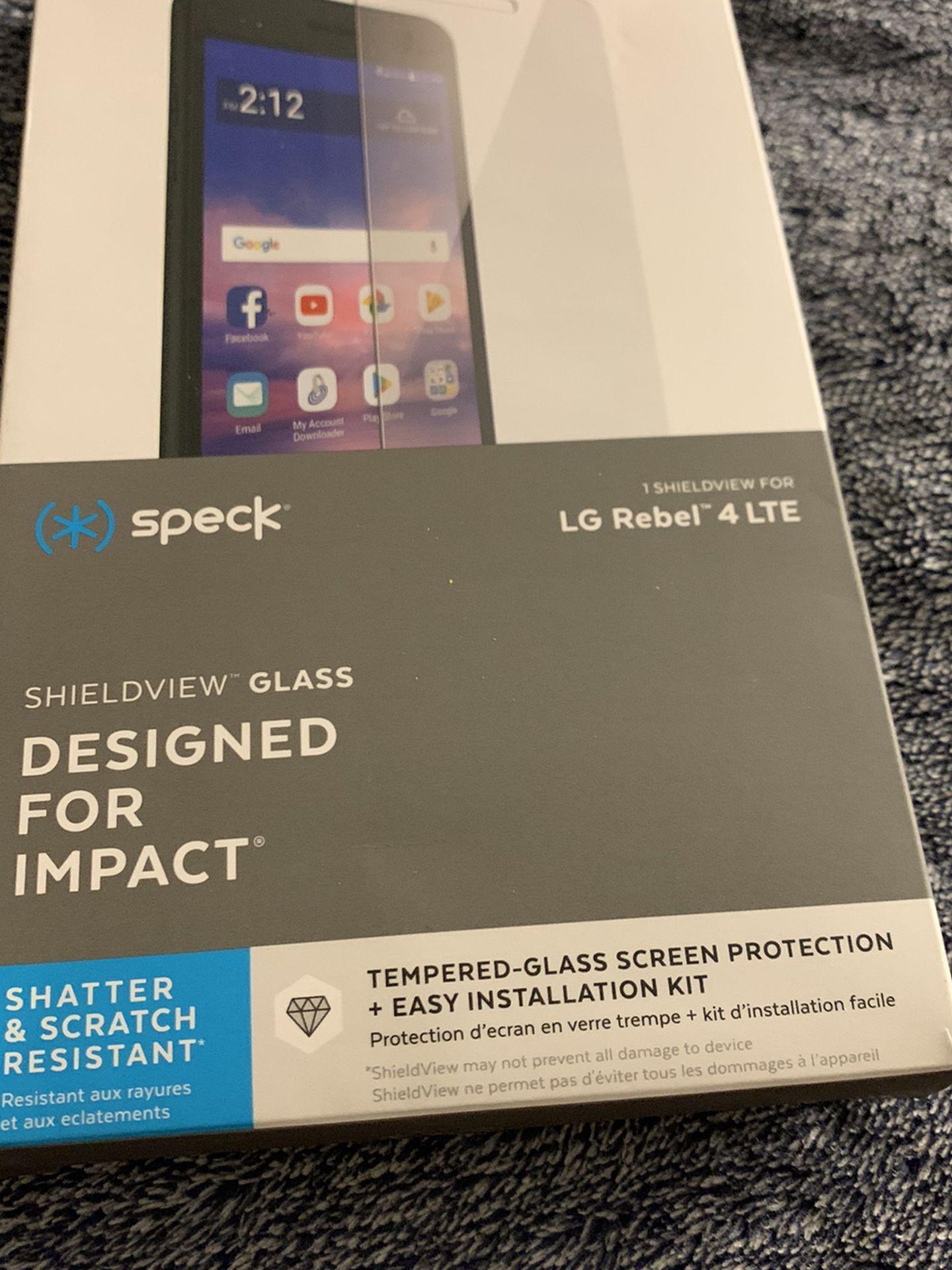 LG Rebel 4 LTE Screen Protector