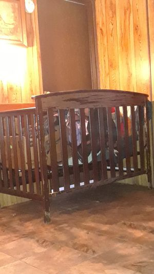Baby crib/western saddle for Sale in Pearsall, TX