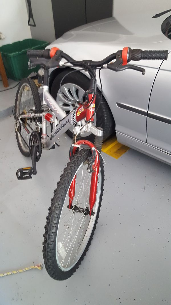 Honda Racing 24 Inch Mountain Bike For Sale In Round Rock Tx Offerup
