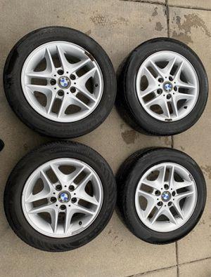 Photo 16in Style 88 BBS oem BMW Wheels