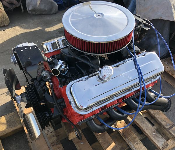 454 big clock chevy turn key engine 7 4 complete for Sale in Los Angeles,  CA - OfferUp