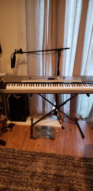 Yamaha ypg 535 works great moving I have to sell it for Sale in Alexandria, VA