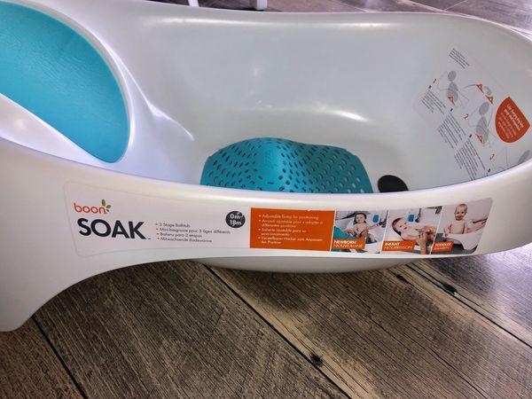 Baby Bath Tub Boon Soak 3 Stage Bathtub For Sale In Fort Mill Sc