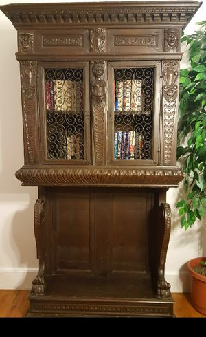Antique bookcase for Sale in New York, NY