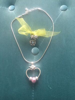 Brighton Necklace and Extra Beads for Sale in Tampa, FL