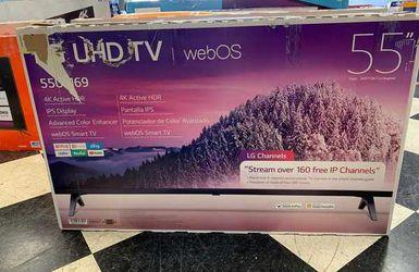 """NEW OPEN BOX LG 55"""" UHD TV 9TC Thumbnail"""