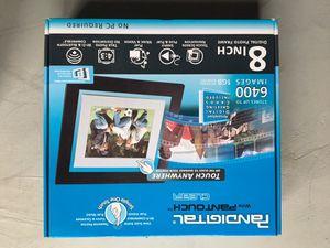 "**New** Pandigital 8"" digital photo frame for Sale in Brambleton, VA"