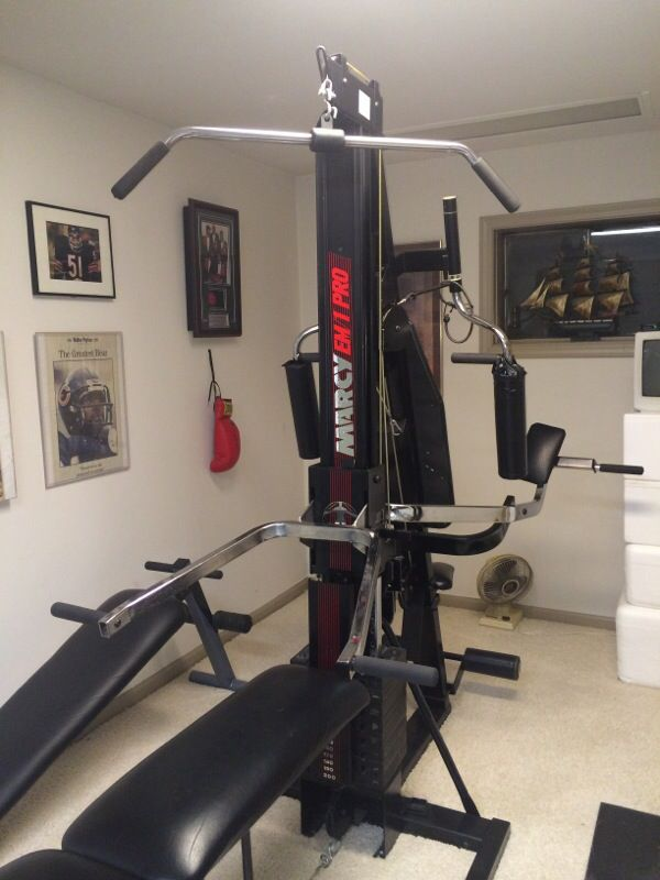 Marcy Em1 Pro  Home Gym For Sale In Northbrook  Il