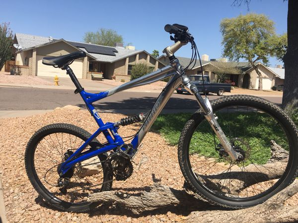 Dual Suspension Haro Mtb >> Haro Extreme X1 Mountain Bike 29 Inch Frame Bicycle For Sale In Phoenix Az Offerup