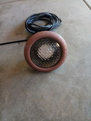 Pool and spa light for Sale in Perris, CA