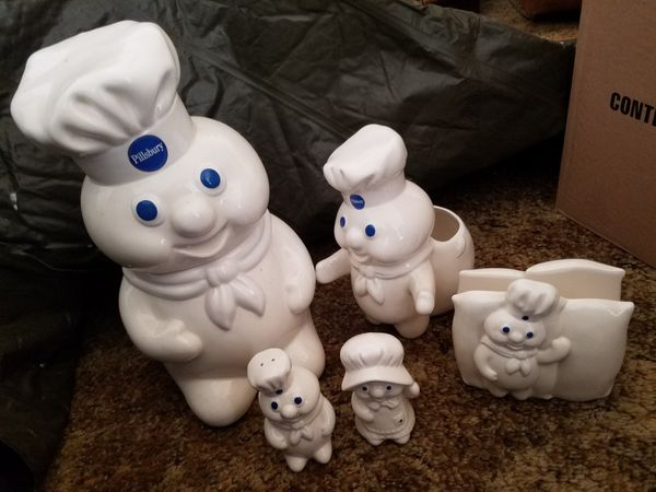 Pillsbury Doughboy Collectibles Kitchen Set Tee For Sale In
