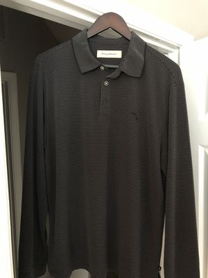 Tommy Bahama long sleeve polos for Sale in Bethesda, MD