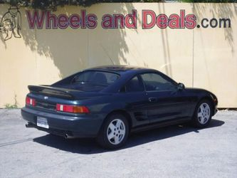 1991 Toyota MR2 Thumbnail