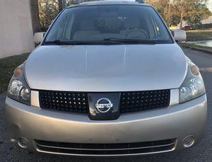 Photo 2005 Nissan Quest S $2750/ No Accidents/Clean Title