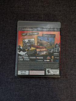 Tony Hawk Shred PS3 Thumbnail