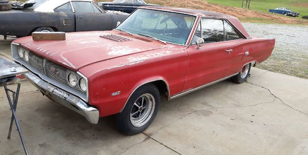 Car Dealerships In Anderson Sc >> 1967 Coronett R/T 1 Owner for Sale in Anderson, SC - OfferUp