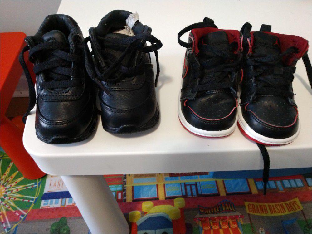 Nike And jordan Set