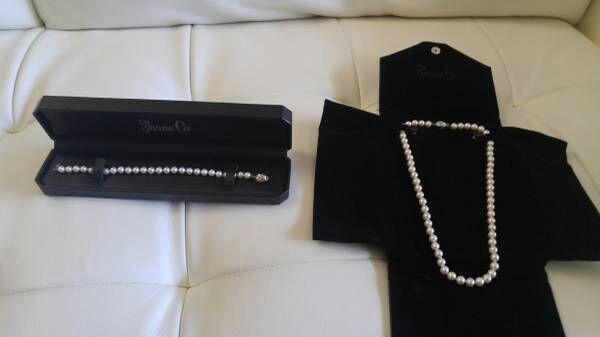 b93ecde1b4bfc Beautiful Shane .Co 14k & Perals matching set for Sale in Las Vegas, NV -  OfferUp