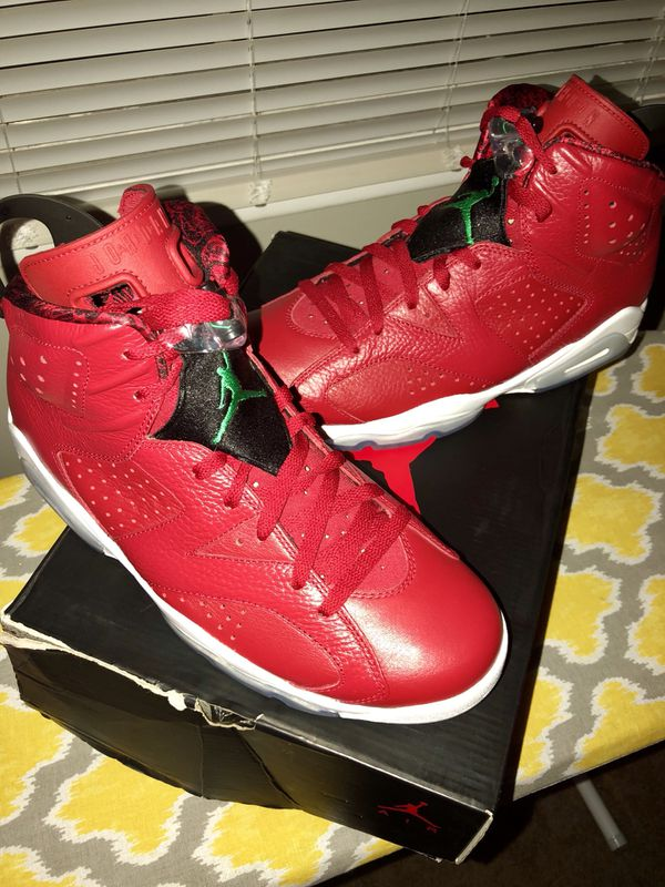 "b18801af94a0eb Air Jordan Retro 6 ""Spizike"" DS for Sale in Charlotte"