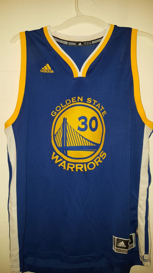 promo code e4cde 36653 Warriors Stephen Curry Jersey XL NEW for Sale in Campbell, CA - OfferUp