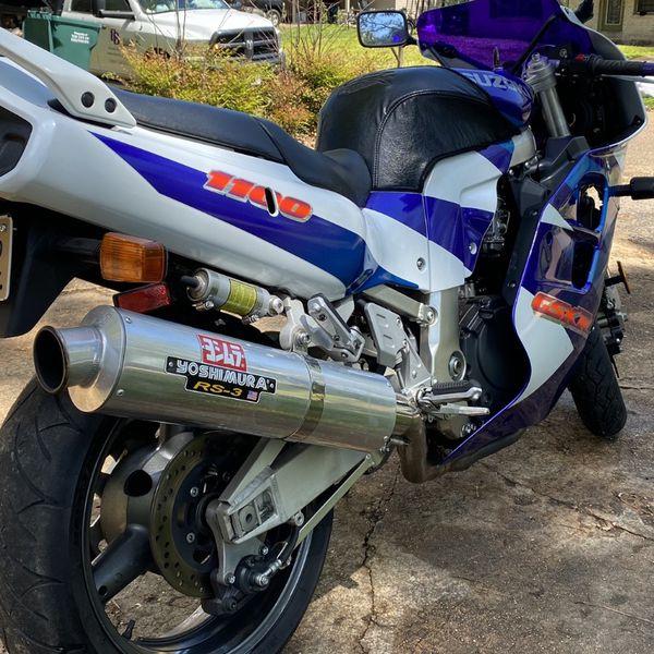 1997 gsxr 1100