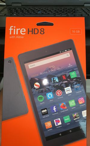 Fire HD 8 Amazon Kindle for Sale in Chevy Chase, MD
