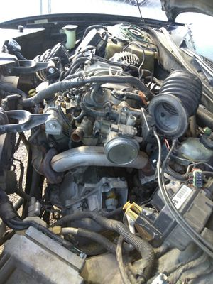 2001 Pontiac gtp motor and body parts $10 to ? for Sale in Las Vegas, NV