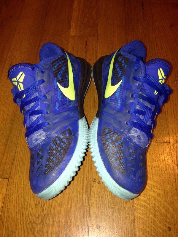 timeless design 2d1c7 df5b2 Nike Kobe Mentality Kids Shoes