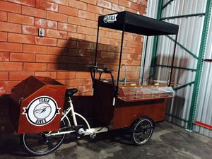 Electric Ice Cream Bike For Sale Turn Key Business For Sale In Los