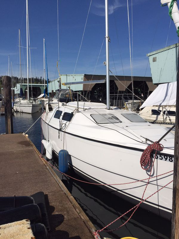 New and Used Sailboat for Sale in Tacoma, WA - OfferUp