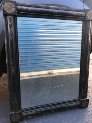 New And Used Antique Mirrors For Sale In Garner Nc Offerup