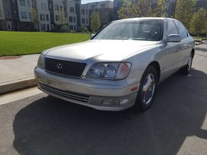 2000 Lexus LS 400 ** 150k Miles ** MUST SALE TODAY for Sale in White Plains, MD