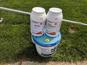 Pool chemicals, $5 each for Sale in Pittsburgh, PA