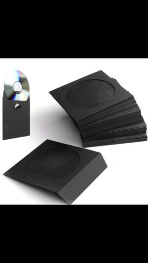 2000 paper CD/DVD cases for Sale in Maitland, FL