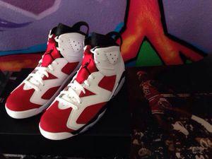 Air Jordan 6 Carmine's for Sale in San Francisco, CA
