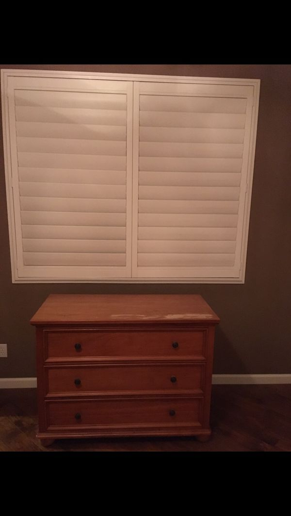 Large Bedroom Dresser with Big Drawers for Clothes for Sale in ...