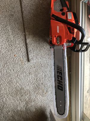Echo chainsaw cs-400 for Sale in Montpelier, MD
