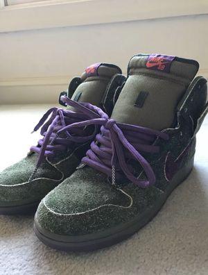 Nike Dunk High SB Skunk Dunks Size 10 for Sale in Rockville, MD