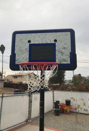 Basketball hoop for Sale in Spring Valley, CA
